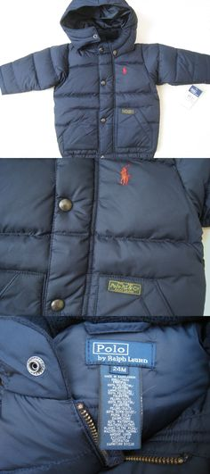 e39472b91a44 Outerwear 147324  New Polo Ralph Lauren Boys Down Filled Puffer Jacket