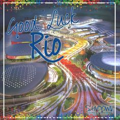 Sandown Tours and Incentives would like to wish South Africa's athletes competing in the Rio Olympics a warm good luck and we wish Rio a successful 2016 Olympics. We are ready! #LetsGoRio #RioOlympics2016