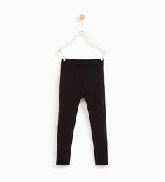 Image 1 of LONG LEGGINGS from Zara