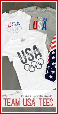DIY Team USA Olympic