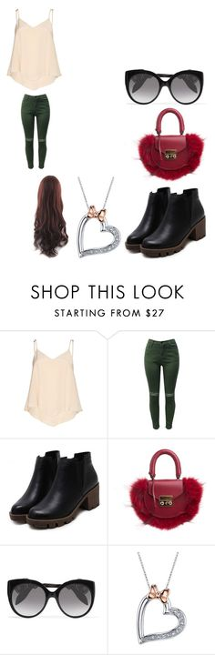 """""""ss"""" by bvby-bre ❤ liked on Polyvore featuring Alice + Olivia, SALAR, Alexander McQueen and Disney"""