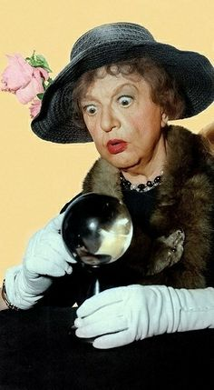 """Who didn't love Aunt Clara from TV's, """"Bewitched"""" (1964-1972)"""