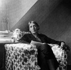 [ Virginia Woolf ]