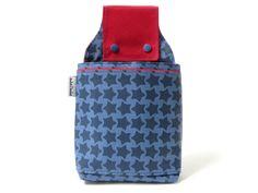 Hüft- & Gürteltaschen - Kellnertasche STAAARS, Gürteltasche, Hip Bag - ein Designerstück von ambaZamba bei DaWanda
