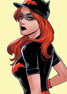Kate Kane in DC Bombshells #60