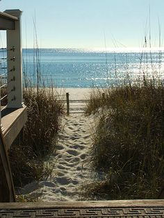 Nothing like having the beach in your backyard!