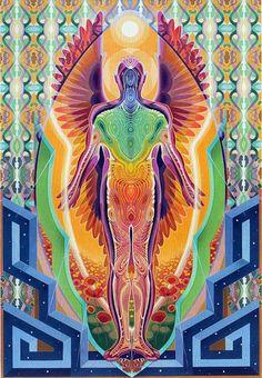 Keeper of the vulnerable by Pieter Dirk Torensma Arte Chakra, Chakra Art, Fractal Art, Fractals, Fractal Images, Trippy, Tarot, Soul Shine, Eckhart Tolle
