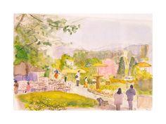 Parco di Villa Pallavicini  a Stresa