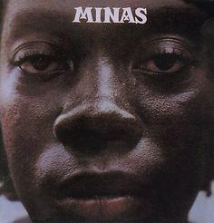 Minas - Milton Nascimento (EMI-Odeon, 1975)