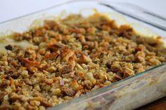Meagan's First Kitchen: Dog Cheating & Creamy Chicken Casserole