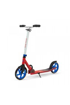 Detská kolobežka Milly Mally BUZZ Scooter red Tricycle, Stationary, Bike, Red, Bicycle Kick, Bicycle, Bicycles, Cruiser Bicycle