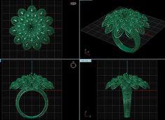 Ring ultra vision 23v 3D Model 3D printable STL | CGTrader.com