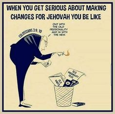 Changes for Jehovah are SO WORTH it!!