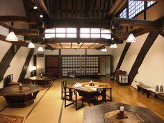 Japan Interior, Japanese Interior Design, Room Interior, Interior Design Living Room, Japanese Tea House, Traditional Japanese House, Japanese Buildings, Japanese Architecture, Asian Room