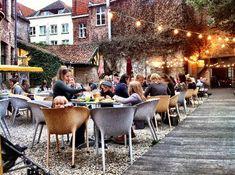 De 10 mooiste terrasjes in Brugge- Pagina 3 van 11 - ELLE.be