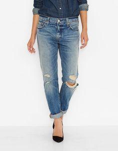 Levi's 501 CT Jeans via us.levis.com $98.00
