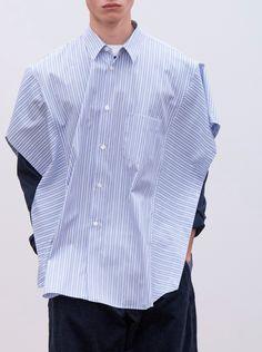 monsieurcouture: Comme Des Garçons Shirt S/S 2015 Menswear Raddest Looks On The Internet http://www.raddestlooks.net
