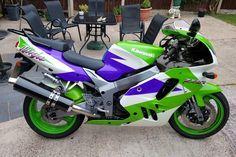 kawasaki 1994 spares or repair Kawasaki Zx9r, Kawasaki Ninja, Kawasaki Heavy Industries, Cycling News, Kawasaki Motorcycles, Dual Sport, Sportbikes, Dream Machine, New Engine