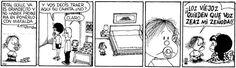 Mafalda y Guille