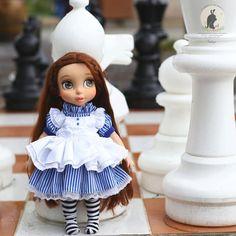 Куклы в образе Алисы из страны чудес - Ярмарка Мастеров - ручная работа, handmade