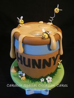 Flickr: cakeboxsoc's Photostream- Awww just need Winnie The Pooh My Fave - Have almost all the movies :)