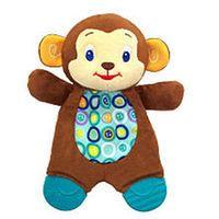 Bright Starts Snuggle & Teether - Monkey