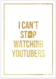 2403861e14 Signed Can t Stop Poster (Gold Foil on White Poster - Tyler Oakley Posters  - Official Online Store on District Lines