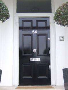 London Doors, Front Door, Victorian / Edwardian Door   Home and ...