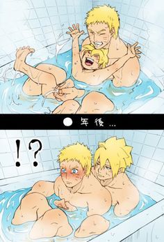 gay Cartoon porno Naruto gay mâle Interracial porno