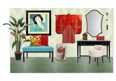Kimono by modernequivalentdesign | Olioboard