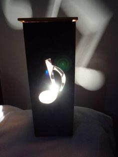 Luminária Notas Musicais !!!