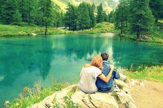 Lago Blu - Cervinia - Valle d'Aosta - Italia Foto: Cristina Mereu