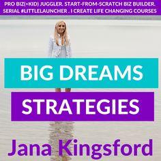 FREEBIES - Jana Kingsford