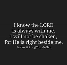He is right beside me ✨