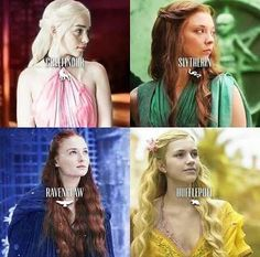 Sansa is a true Ravenclaw on We Heart It Series Movies, Movies And Tv Shows, Tv Series, Danyeres Targaryen, Disney Hogwarts, Game Of Thones, Welcome To Hogwarts, Game Of Throne Daenerys, Nerd