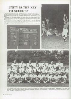 1978 Cummings High School Yearbook via Classmates.com