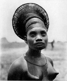 african tribes with side lock - Google Search