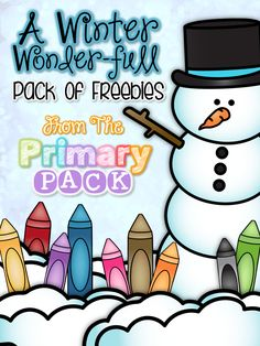 Winter Wonder-full Freebie
