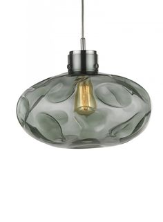 Leoni Pendant Opal Jade Ceiling Light - Heathfield & Co
