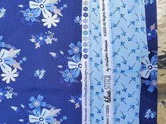 Spectrum QAL 2020: Riley Blake Designs Blue Stitch - QUILTsocial Christopher Thompson, Extra Fabric, Riley Blake, Design Your Own, Quilting Designs, Quilt Blocks, Spectrum, Quilt Patterns, Free Pattern