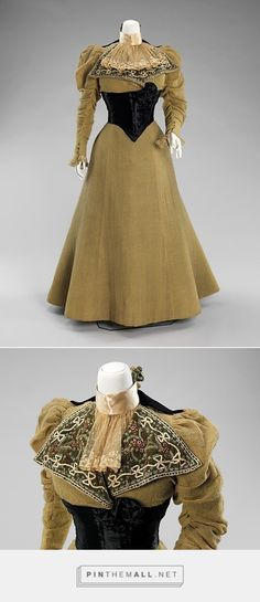 Dress by Fox 1896-99 American   The Metropolitan Museum of Art
