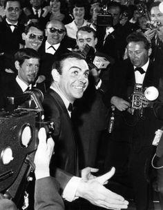 Paris, 1965.Sean Connery.