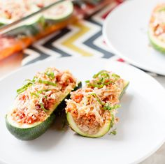 If you don't cook with the extremely versatile zucchini, now is your perfect chance to start! [...]