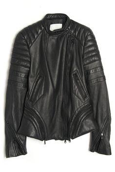 3.1 Phillip Lim Leather Moto Jacket | Kirna Zabete