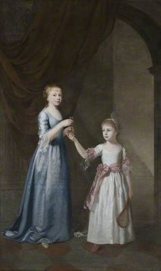 1771, File:Bell - Frances Delaval and her sister Sarah.jpg