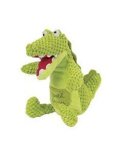 Alligator Tooth Fairy Pillow