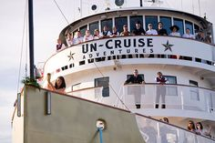 Un-Cruise Adventures Adds Theme Cruises in Alaska Small Ship Cruises, Marine Biology, Christening, Alaska, Ads, Seasons, River, Adventure, Bucket