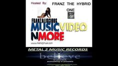 FRANZALISCIOUS MUSIC VIDEO N MRE SHOW A PRODUCT OF WWW.METAL2MUSIC.COM AN INTMATE HOUR + WITH RISING STAR #LEVINALYE @Levina Lye SHE MAKES SPECIAL ANNOUNCEMENT VIA THIS LIVE INTERVIEW WITH FRANZ AND WE LISTEN TO TRACKS FROM HER UPCOMING EP #PIECESOFME