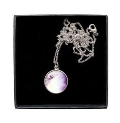 You, Round Pendant Necklace. Nice Supplement to Your Casual Wear. The Art Motive is printed on Brass Metal. It comes with a 30 cm long Chain. Can be switched for a shorter chain option. Pendant size: inches in diameter. Minimalist Necklace, Round Pendant, Brass Metal, Shades Of Purple, Fashion Art, Things To Come, Pendant Necklace, Drop Earrings, Siri
