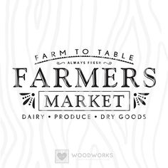 Check out our farm market svg selection for the very best in unique or custom, handmade pieces from our stencils & templates shops. Cute Vector, Vector Art, Etsy App, Ideas Para Logos, Farmers Market Logo, Layout Design, Linux, Silhouette Cameo, Book Covers